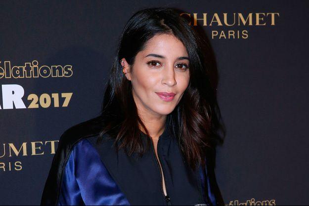 Leïla Bekhti à la soirée des Révélations César 2017 dans les Salons Chaumet à Paris le 16 janvier 2017
