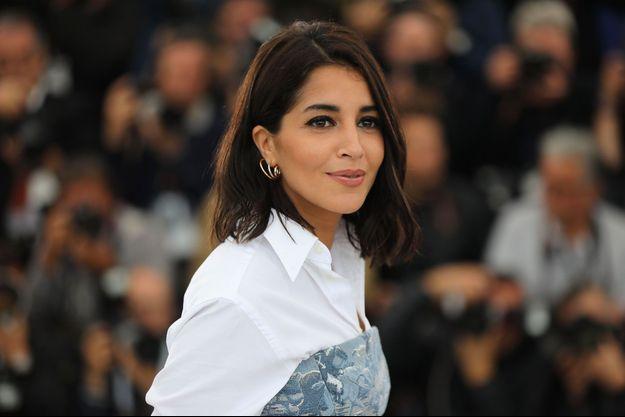 Leïla Bekhti à Cannes, le 13 mai 2018