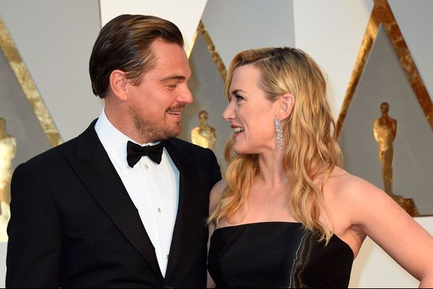 Kate Winslet et Leonardo Dicaprio