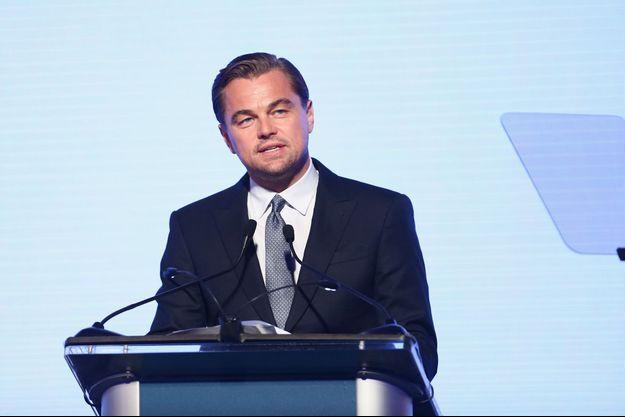Leonardo DiCaprio le 15 septembre 2018.
