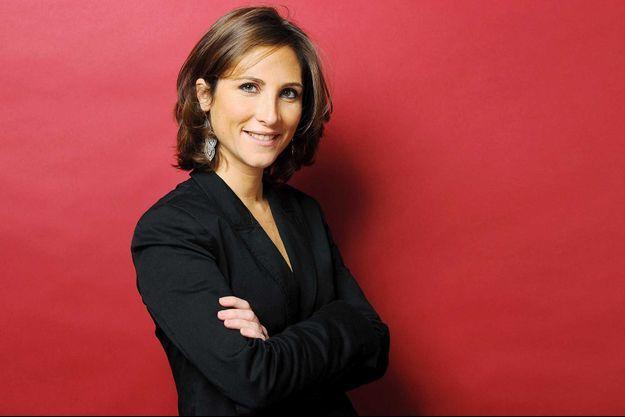 Julia de Funès en 2010.