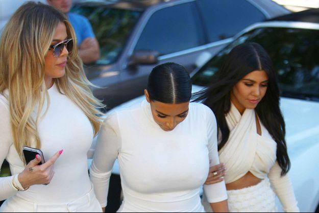 Khloé, Kim et Kourtney Kardashian