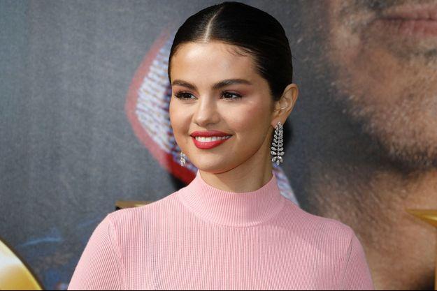 Selena Gomez à Westwood en janvier 2020.