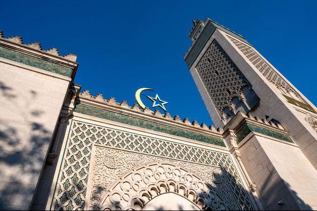 Illustration de la Grande Mosquée de Paris