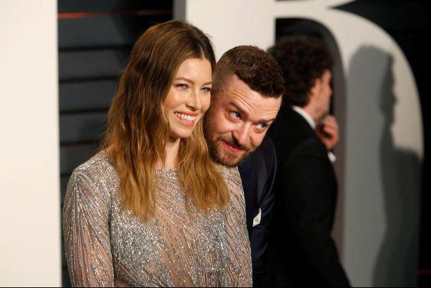 Jessica Biel et Justin Timberlake en 2016.