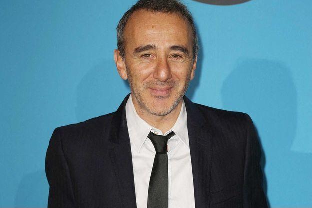 Elie Semoun en décembre 2019, à Paris.
