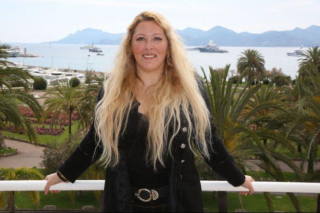 Loana au festival de Cannes en mai 2019.