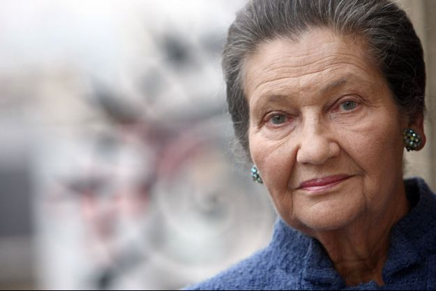 Simone Veil, ici en 2007, est morte vendredi à l'âge de 89 ans.