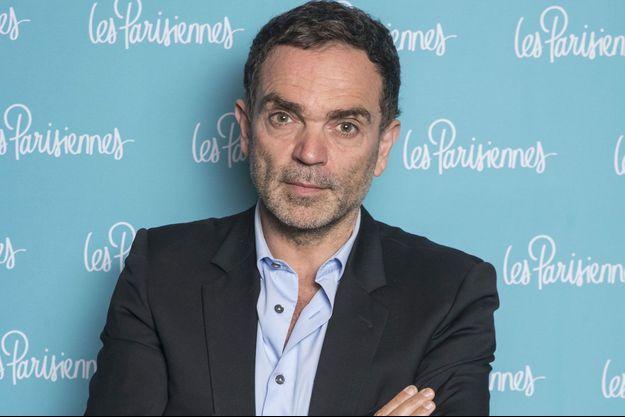 Yann Moix le 24 mai 2018, à Paris.
