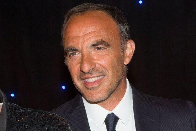 Nikos Aliagas en mai 2019, à Paris.