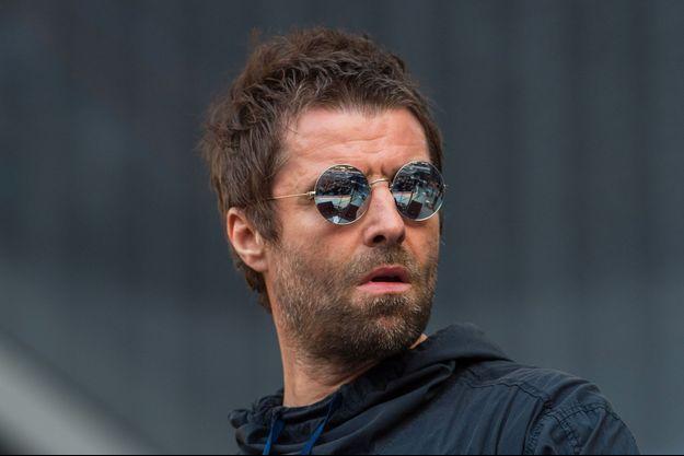 Liam Gallagher à Londres le 22 mai 2018