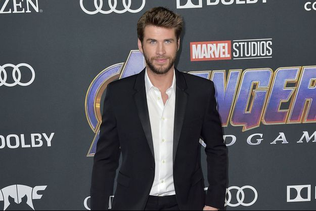 Liam Hemsworth à Los Angeles le 22 avril 2019.