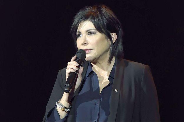 Liane Foly en février 2017.