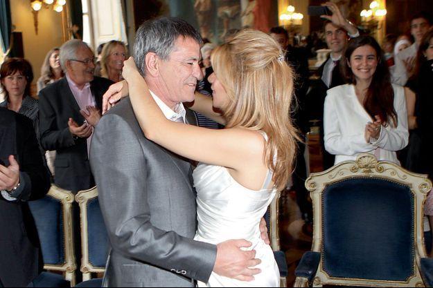 Le 27 mai 2011, à la mairie du VIIe arrondissement de Paris.