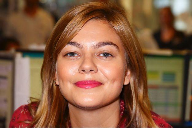 Louane à Paris en septembre 2019.