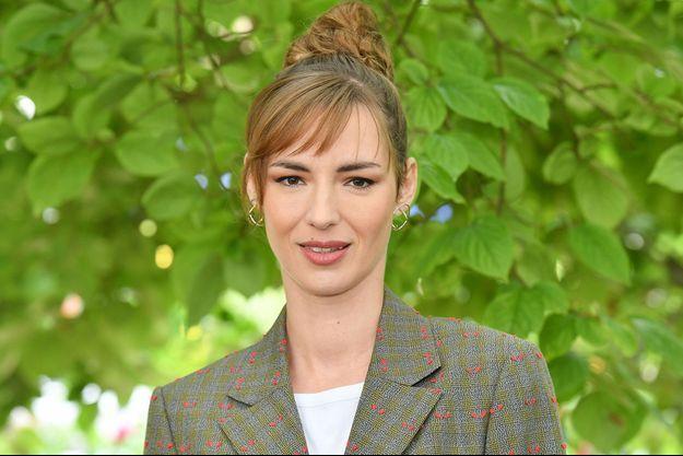 Louise Bourgoin au Festival du film francophone d'Angoulême en août 2020