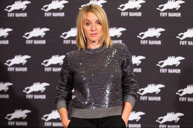 Ludivine Sagnier au Festival International du Film Francophone de Namur le 3 octobre 2019.