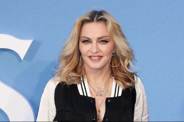 Madonna, le 15 septembre 2016.