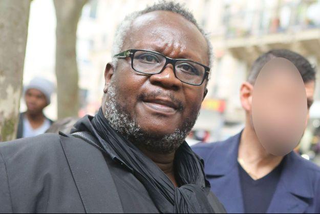 Magloire en mai dernier à Paris.