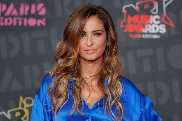 Malika Ménard samedi dernier aux NRJ Music Awards