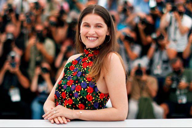 Laetitia Casta le 12 juillet 2021 au Festival de Cannes