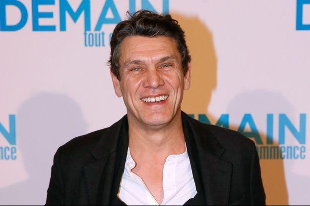Marc Lavoine en 2016