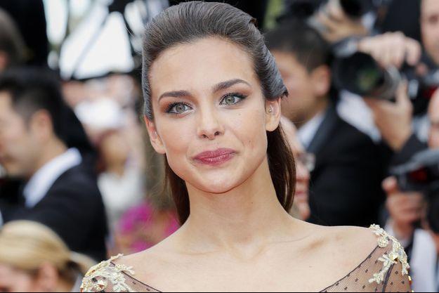 Marine Lorphelin à Cannes en 2014