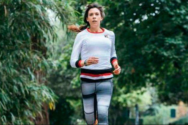 Marion Bartoli se prépare pour le marathon de New York.