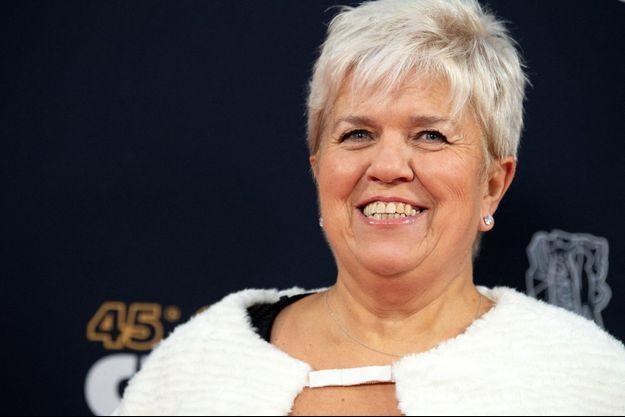 Mimie Mathy en février 2020.
