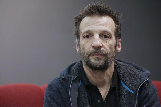 Mathieu Kassovitz en janvier 2018.