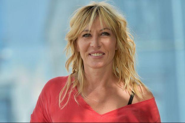Mathilde Seigner au Festival d'Angoulême en 2018