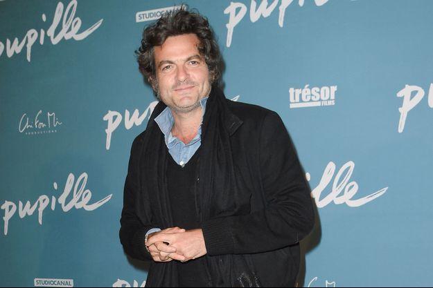 """Le chanteur M à l'avant-première du film """"Pupille"""" à Paris, France, le 27 novembre 2018"""