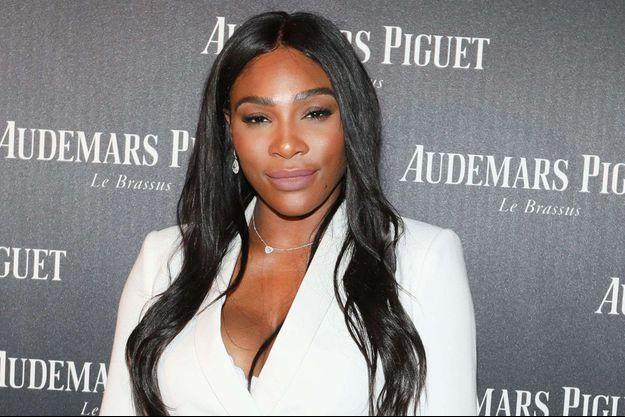 Serena Williams prépare son mariage de rêve.