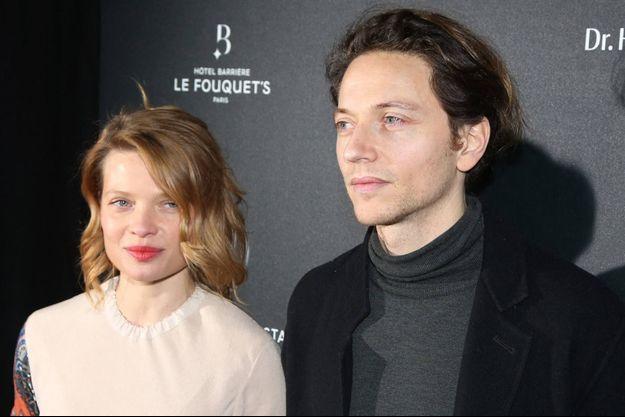 Mélanie Thierry et Raphaël en 2019