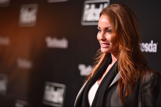 L'actrice Melanie Marden, en novembre 2015 à Los Angeles.