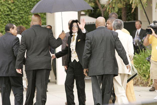 Michael Jackson procès
