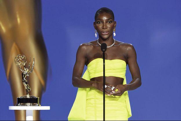 Michaela Coel, la surprise des Emmy awards