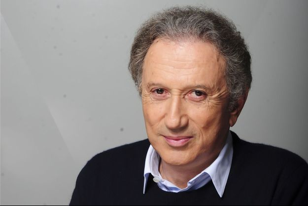 Michel Drucker en novembre 2015.