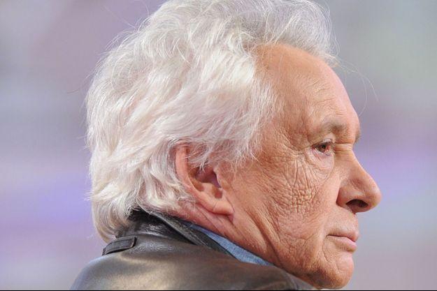 Michel Sardou en 2015.