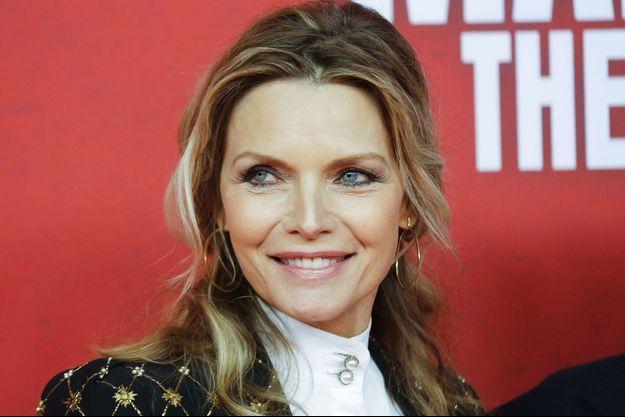 Michelle Pfeiffer à Berlin en 2013