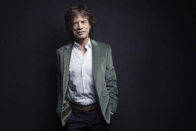 Mick Jagger à NYC en novembre 2016.