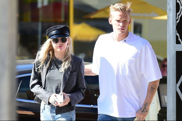 Miley Cyrus et Cody Simpson