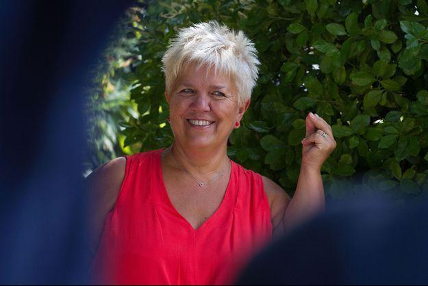 Mimie Mathy en août 2016.