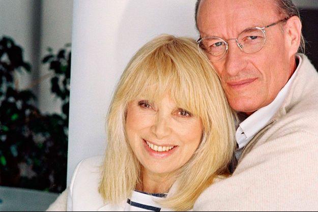 Mireille Darc et son mari, Pascal Desprez