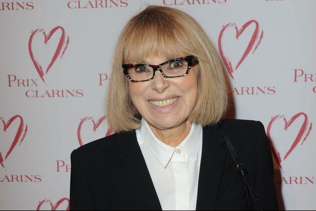 Mireille Darc en mars 2016