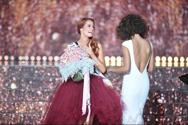 Maëva Coucke, sacrée Miss France 2018