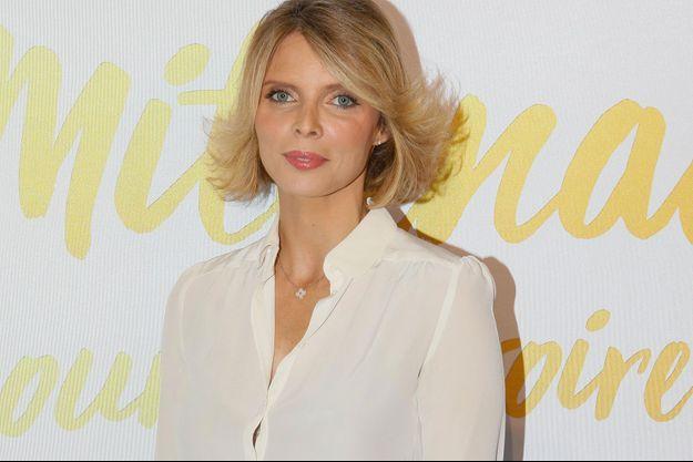 Sylvie Tellier au lancement du livre d' Iris Mittenaere, le 6 novembre dernier, à Paris.