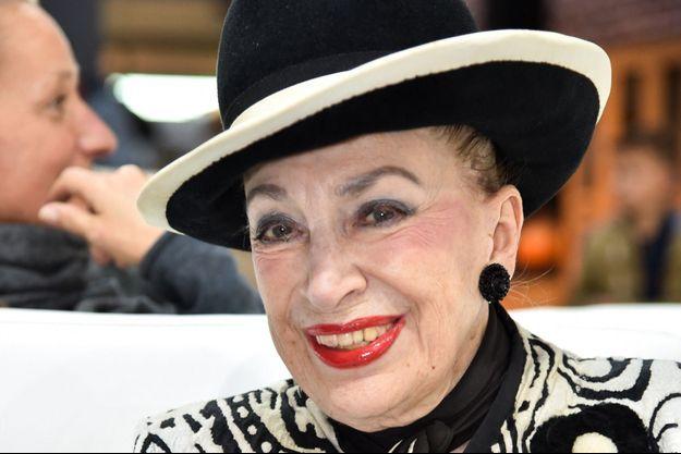 Geneviève de Fontenay en 2016.