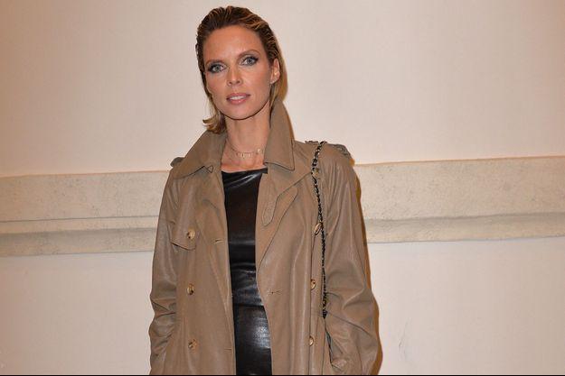 Sylvie Tellier en janvier 2020.