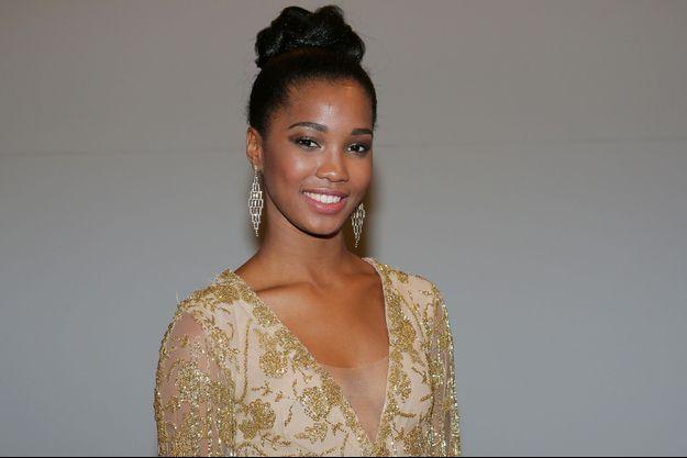 Morgane Edvige, Miss Martinique 2015, représente la France au concours Miss Monde 2016.